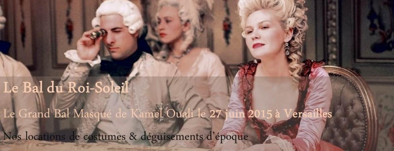 Bal de Versailles 2015