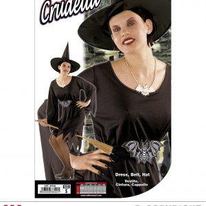 Déguisement sorcière noire