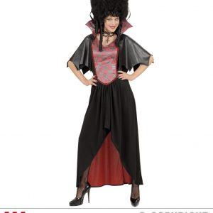 Femme vampiresse baroque