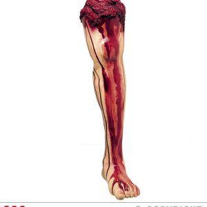 Jambe coupée mesure humaine