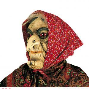 Masque de sorcière 02