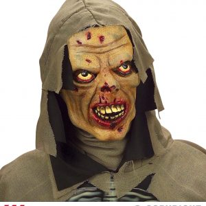 Masque horreur latex zombie