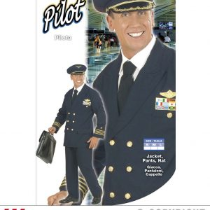Costume Pilote