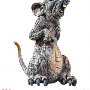 Rat debout 32cm