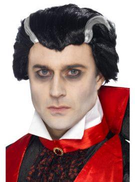 Perruque comte Dracula vampire - Perruque déguisement homme Paris