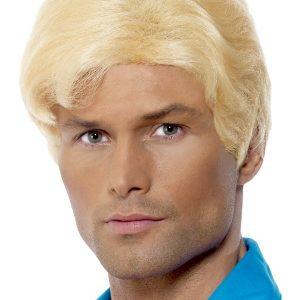 Perruque court blond
