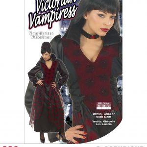 Contesse vamp victorienne