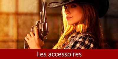 Accessoires Far west catégorie thème Western accessoire