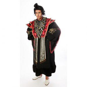 Costume empereur asiatique