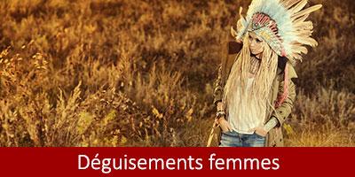 Déguisement Femmes Far west catégorie thème western