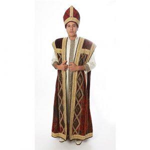 Déguisement prince d'église