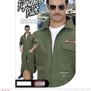 Costume pilote de chasse