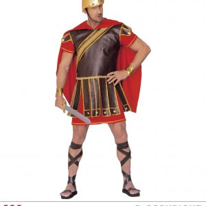 Costume Gladiateur simili cuir