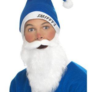 Bonnet Smiffy s bleu