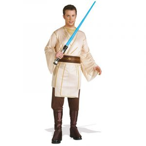 DÉGUISEMENT LICENCE JEDI LUXE TAILLE M