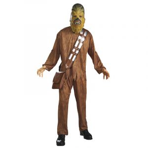 DÉGUISEMENT LICENCE STAR WARS CHEWBACCA TAILLE STANDARD
