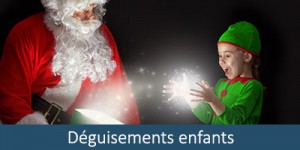Déguisements Noël enfants