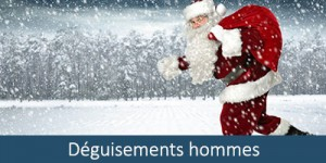 Déguisements Noël hommes