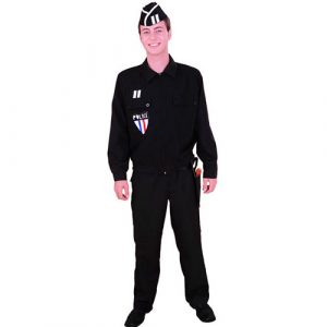 Costume police nationale
