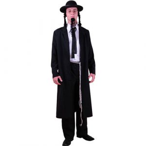 Costume rabbi David