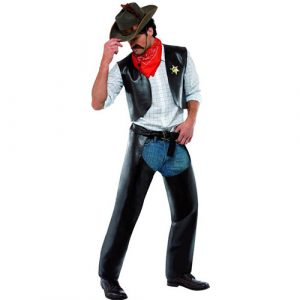 Costume Village People cowboy