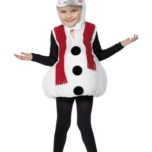 Déguisement bonhomme de neige Noël enfant