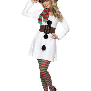 Déguisement bonhomme de neige Noël