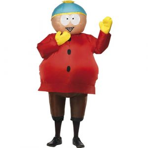Déguisement gonflable Cartman South Park