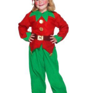 Déguisement lutin Noël enfant