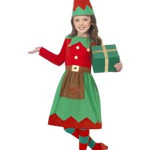 Déguisement lutine Noël enfant