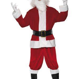 Déguisement Père Noel rouge