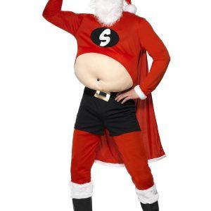 Déguisement Super Père Noël humour