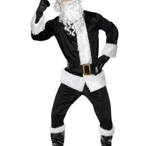Déguisement Père Noël noir