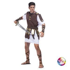 Déguisement tunique gladiateur