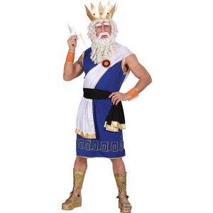 Déguisement tunique Zeus