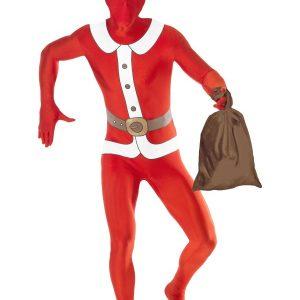 Morphsuit Père Noël rouge et blanc