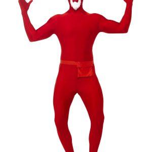 Morphsuit Père Noël rouge