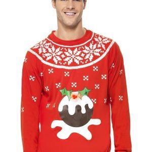 Pull Noël homme choux