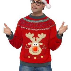 Pull Noël homme renne