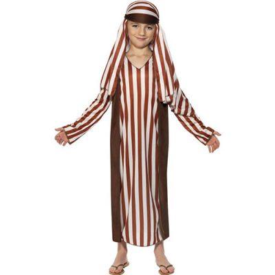 Costume enfant berger rayé