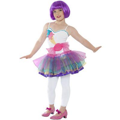 Costume enfant candy girl