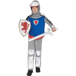 Costume enfant chevalier lion