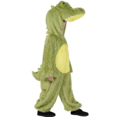 Costume enfant petit crocodile