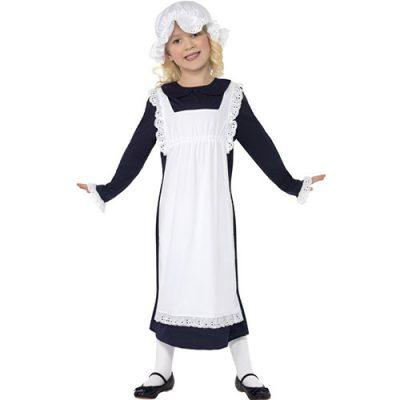 Costume enfant fille victorienne