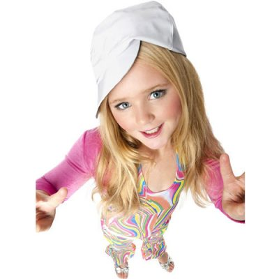 Costume enfant groovy glam fille