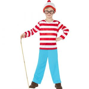 Costume enfant Où est Charlie