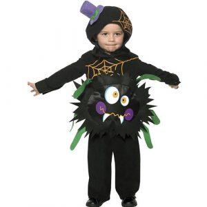 Costume enfant petite araignée folle