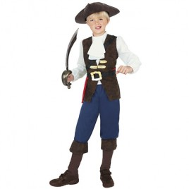 Costume enfant pirate Jack