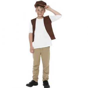 Costume enfant set polisson