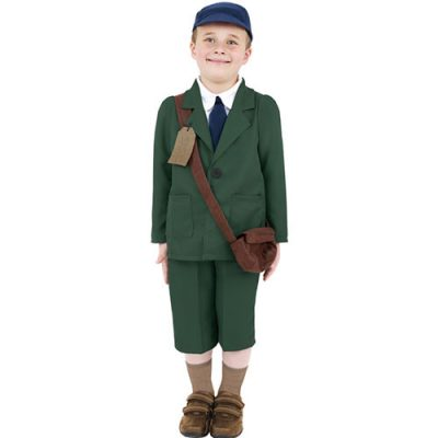 Costume enfant seconde guerre mondiale